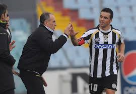 Francesco Guidolin e Totò Di Natale