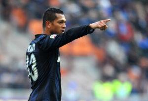Fredy Guarin, centrocampista dell'Inter
