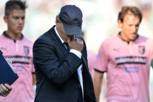 Giuseppe Iachini, allenatore del Palermo