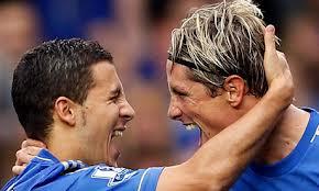 Hazard e Torres (Chelsea)