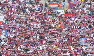 I tifosi del Bologna