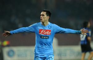 Callejon, match winner contro la Roma
