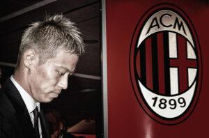 Keisuke Honda, possibile esordio con la maglia del Milan