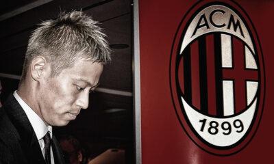 Keisuke Honda, nuovo acquisto del Milan
