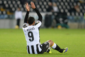 muriel udinese