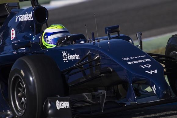 Massa tra le curve di Jerez