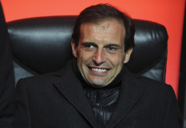 Massimiliano Allegri, ex allenatore del Milan