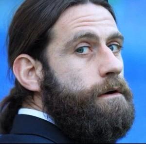 Davide Moscardelli e la barba del successo