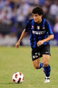 Coutinho, ex fantasista dell'Inter ora al Liverpool