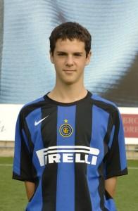 Destro ai tempi dell'Inter