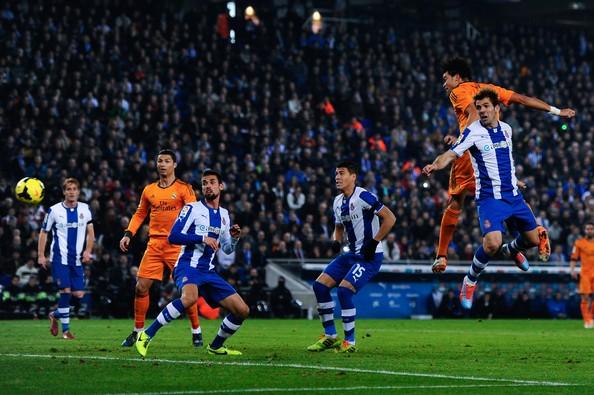 Pepe, il suo goal decide Espanyol-Real Madrid della 19/a giornata di Liga; le merengues ora sono a -3 dalla vetta