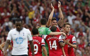 l'Arsenal ospita il Fulham nel 22°turno di Premier League
