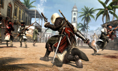 Assassin's Creed 4, black flag