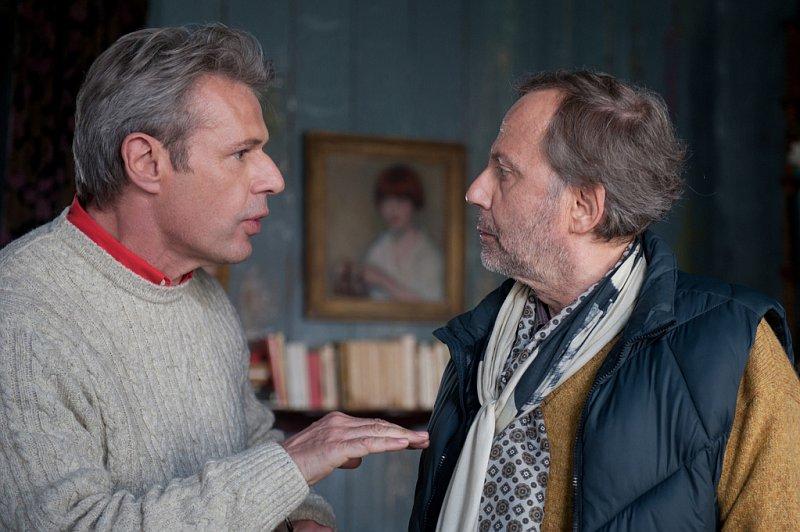 Luchini e Wilson protagonisti del film francese: Molière in bicicletta.
