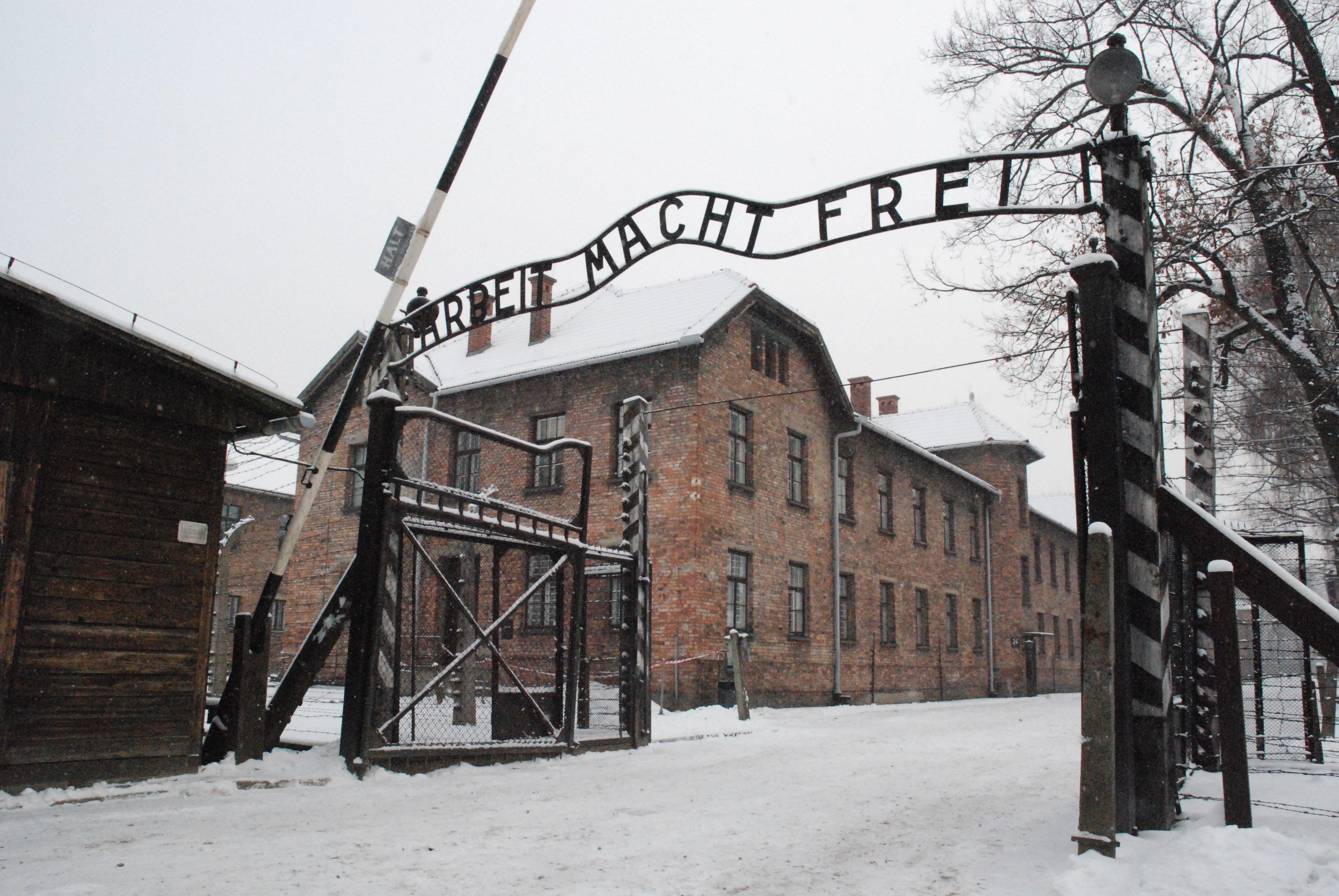 I cancelli di Auschwitz