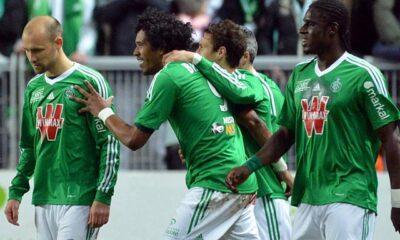 Il St. Etienne va a caccia della Champions League, Sportcafe24 Ligue1