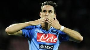 Callejon non lascia il segno, il Napoli viene fermato 1-1