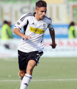 D'Alessandro, mattatore nel 3-1 del Cesena contro il Varese