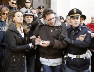 Edoardo Contini, esponente di spicco della Camorra.