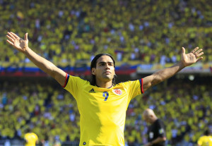 Falcao Champions League