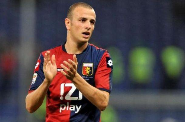 Luca Antonelli firma Genoa-Catania