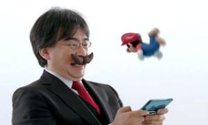 Satoru Iwata, attuale presidente di Nintendo