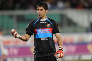 Mariano Andujar finisce tra i flop di Chievo-Catania