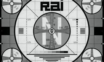 Il primo logo della Rai