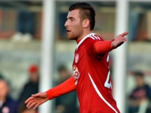 Nadarevic, nuovo giocatore del Bari