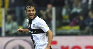 Calciomercato - Parolo, centrocampista del Parma e obiettivo di mercato del nuovo Milan di Seedorf