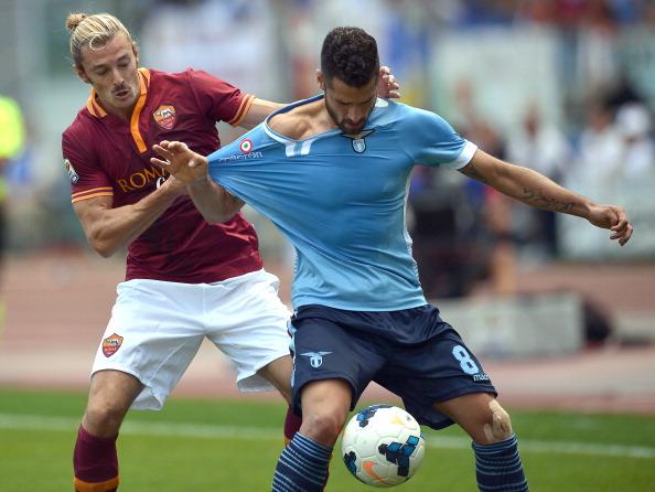 Segui su Sportcafè24 la diretta streaming di Lazio-Roma