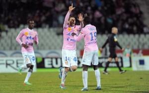 Evian - Nantes 2-0