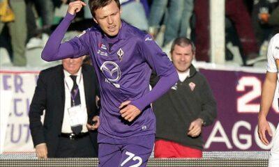 Ilicic dovrebbe partire titolare nel match tra Esbjerg e Fiorentina