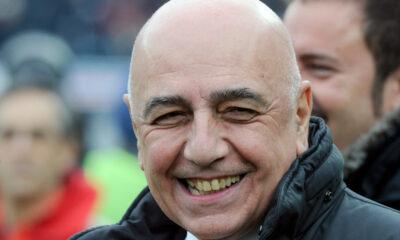 Adriano Galliani alla ricerca di un attaccante per il Milan