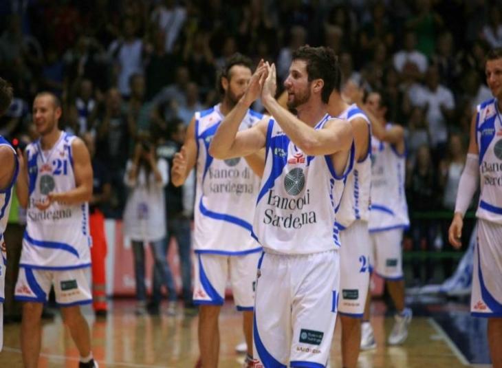 Il Banco di Sardegna Sassari ha vinto la Coppa Italia 2014.