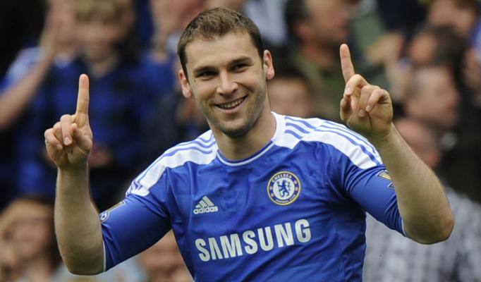 Ivanovic, in gol in Paris Saint Germain-Chelsea