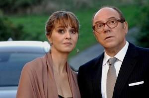 Carlo Verdone e Paola Cortellesi in una scena del film