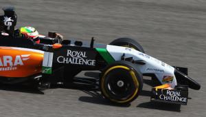 Davanti-ad-Alonso-oggi-cè-stato-il-pilota-della-Force-India-Sergio-Mendoza-Perez.