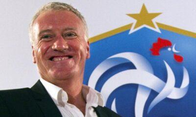 Didier Deschamps, CT della Francia