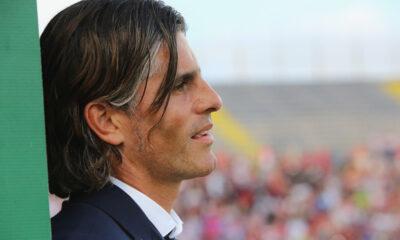 Diego Lopez, allenatore del Cagliari