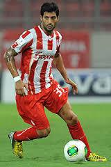 Dominguez, stella dell'Olympiakos