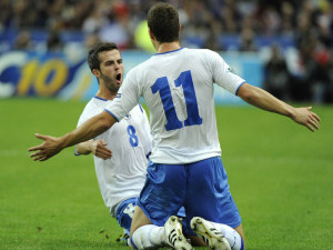 Pjanic e Dzeko, stelle mondiali della Bosnia.