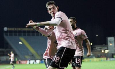 Lafferty saluta Palermo, addio polemico del nordirlandese