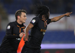 Chievo-Roma 0-2: Gervinho in gol