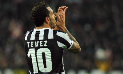 Tevez Milan Juventus Pirlo