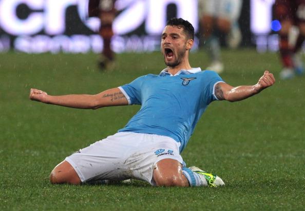 La conferma di Antonio Candreva alla Lazio non è così scontata