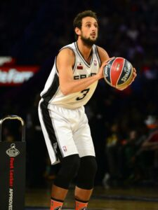 Marco Belinelli ha vinto la Gara del Tiro da Tre Punti dell'All Star Saturday.