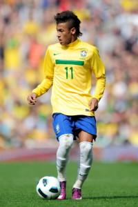 Le stelle del Brasile: Neymar