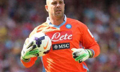 Torino-Napoli: prestazione super di Pepe Reina