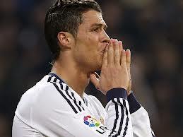 Ronaldo, attaccante Real Madrid